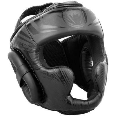 Venum Gladiator Hoofdbeschermer Black on Black Headgear