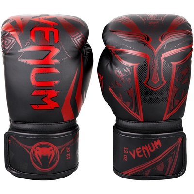 Venum Bokshandschoenen Gladiator Black Red Venum Fight Gear