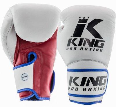 King Pro Boxing (Kick)Bokshandschoenen KPB/BG Star 1 Leder