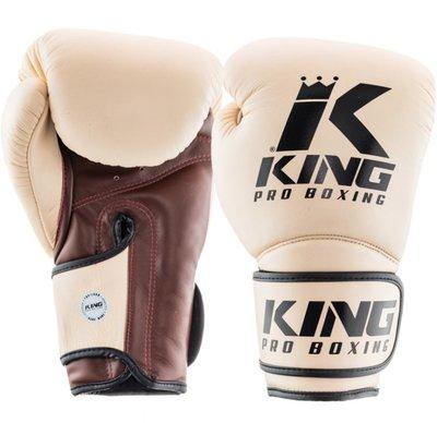 King Pro Boxing (Kick)Bokshandschoenen KPB/BG Star 2 Leder