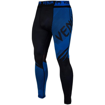 Venum Compression Pants Legging NoGI 2.0 Zwart Blauw