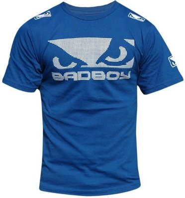 Bad Boy Kids T shirts Walk in Blue II by Bad Boy Fight Wear