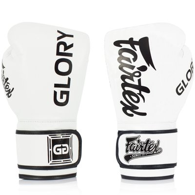 Glory Bokshandschoenen BGVG1 Training Handschoenen Wit by Fairtex