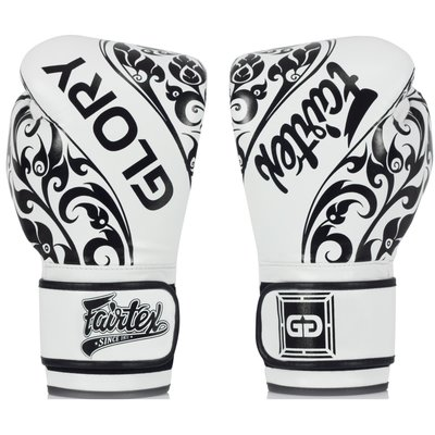 Glory Bokshandschoenen Limited Edition Glory BGVG2 Wit