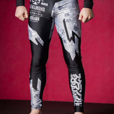 SCRAMBLE Grappling Urban Camo Spats by Scramble Fightwear