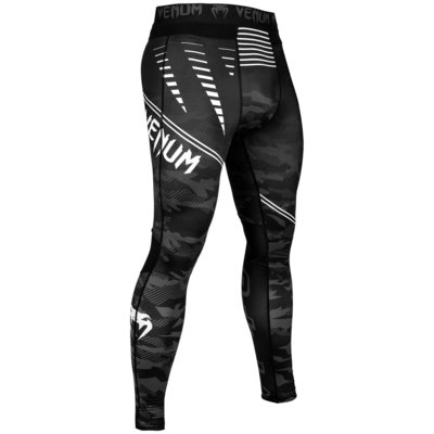 Venum Legging OKINAWA 2.0 Spats Tights Zwart Wit