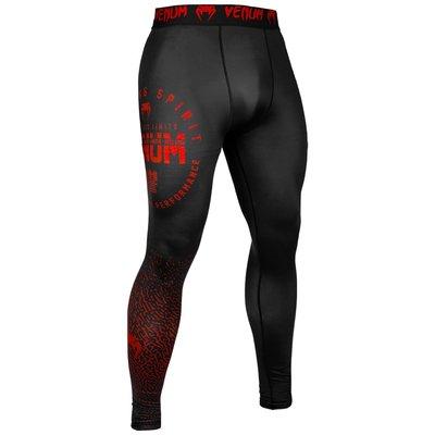 Venum Legging SIGNATURE Spats Panty Zwart Rood
