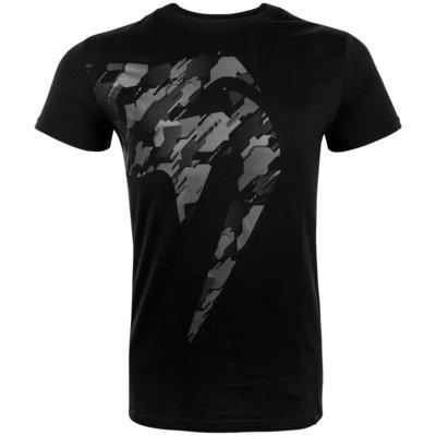 Venum Kleding Tecmo Giant T Shirt Zwart Grijs