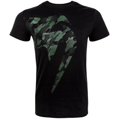 Venum Kleding Tecmo Giant T Shirt Zwart Khaki