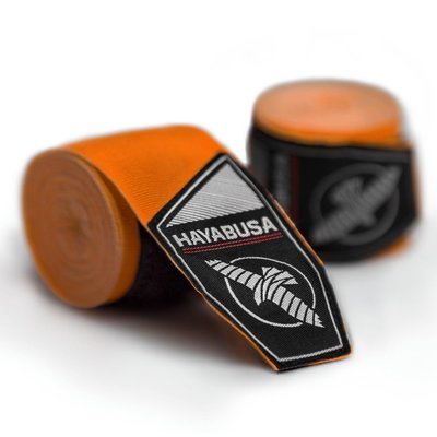 Hayabusa Boksbandages Perfect Stretch 2.0 Handwraps Oranje