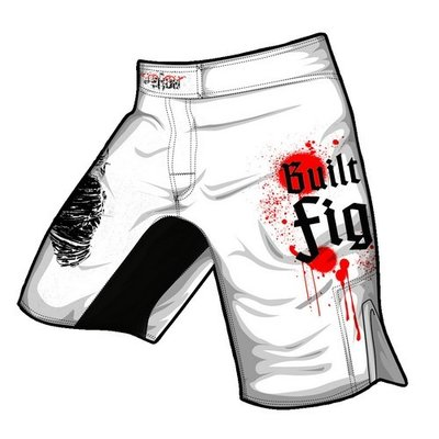 Venum Built 2 Fight Ice MMA Shorts by Venum Fight Wear