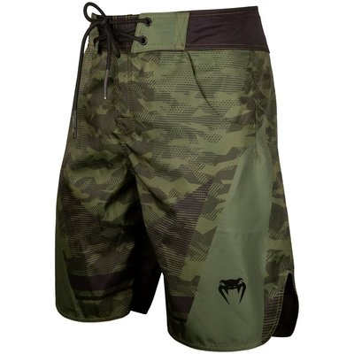 Venum Trooper Boardshorts Forest Camo Zwart