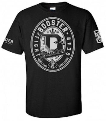 Booster t shirts booster vechtsport kleding kopen for Booster t shirt reviews