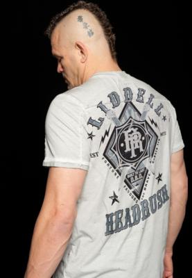 HeadRush Liddell Chosen Few Collection Saphire MMA T Shirt