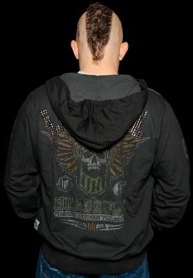 HeadRush Chuck Liddell Collection Zip Hoody