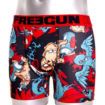Freegun Underwear Men Original Boxershorts King Kong size S