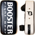 Booster Budget PAO Mitts Kick Pads Black White