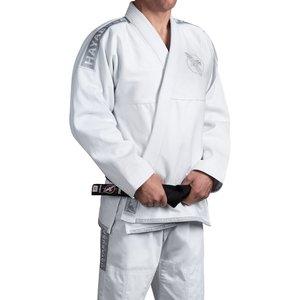 Hayabusa BJJ Gi Lichtgewicht Jiu Jitsu Gi Wit