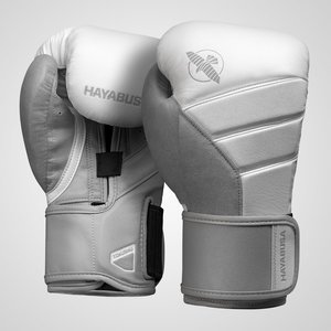 Hayabusa BokshandschoenenT3Wit Grijs Hayabusa Fight Gear