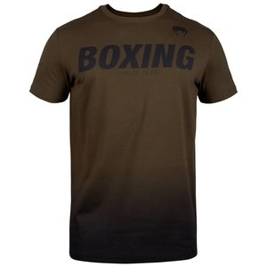 Venum BOXINGVT T ShirtBruin Zwart