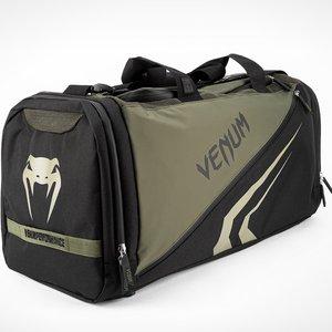 Venum Trainer Lite EVO Sporttas Khaki Groen Venum Gymbag