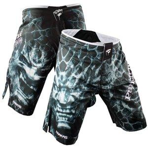 MMA Shorts Punchtown Frakas eX Ryushin Black