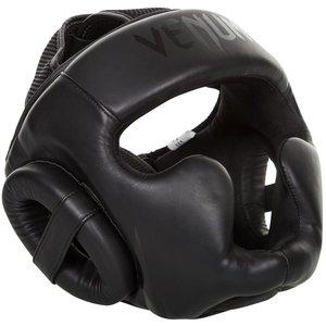 Venum Challenger Headgear 2.0 Vechtsport Hoofd Beschermer Zwart