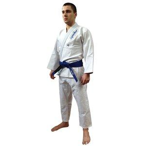 Spider BJJ Gi Kimono White incl Belt Bij Fight Gear