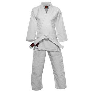 Judopak Kinza Jeugd wit incl Judoband