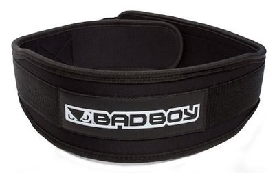 Bad Boy Neoprene Weight Lifting Belt Training Belt