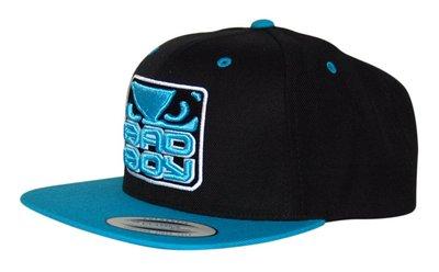 Bad Boy Snapback Blue Black MMA Vechtsport Shop