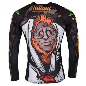 Tatami Hang Loose Orangutang Rash Guard by Tatami BJJ Fightwear