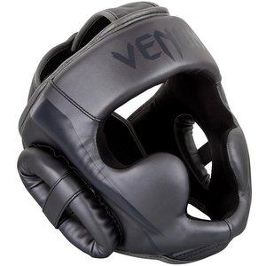 Venum Elite Headgear Hoofdbeschermer Grey Grey