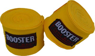 Booster BPC Bandages 4,6m Yellow Zwachtels Windels Handwraps