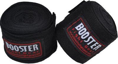 Booster BPC Bandages 4,6m Black Zwachtels Windels Handwraps