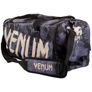 Venum Sporttas Sparring Sports Bag Dark Camo Gym Bag