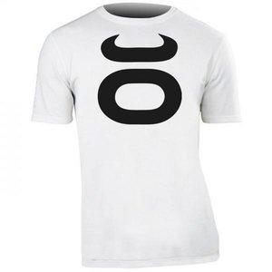 Tenacity MMA T Shirts White by Tenacity Clothing