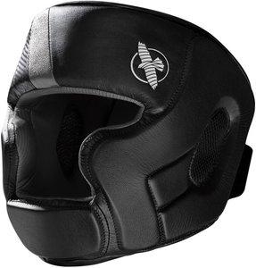 Hayabusa T3 Headgear Hoofdbeschermer Zwart Grijs