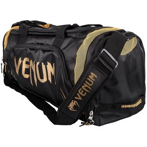 Venum SporttasTrainer Lite Gym Bag Zwart Goud