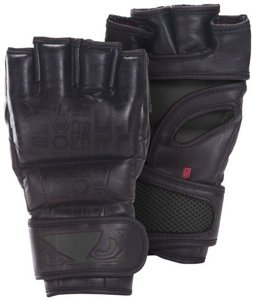 Bad Boy Legacy MMA Gloves Black MMA Handschoenen