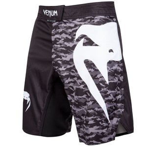 Venum Light 3.0 MMA Fight Shorts Zwart Urban Camo