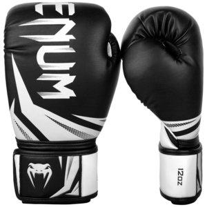 Venum Kickboks Handschoenen Challenger 3.0 Zwart Wit