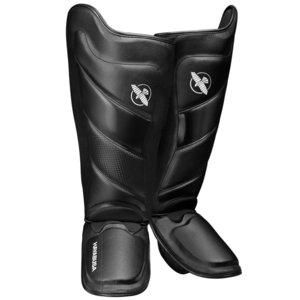 Hayabusa Kickboks Scheenbeschermers T3  Zwart Zwart