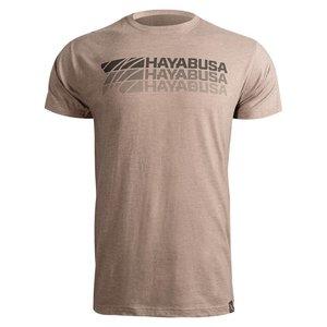 Hayabusa T Shirt Triple Threat Bruin Hayabusa Fightwear