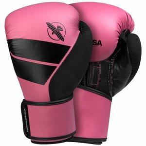 Hayabusa Bokshandschoenen S4 Kit Pink incl set Boksbandages