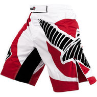 MMA Shorts Hayabusa Chikara Fight Shorts Red