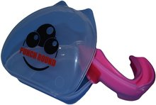 PUNCH ROUND® Ready for the Fight Mouth Guard Mond Bitje Pink Red