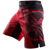 Hayabusa Chikara Recast Performance MMA Fight Shorts Red Black