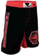 Bad Boy Legacy MMA Fight Shorts Black Red MMA Kleding