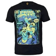 Pride or Die CoMIX MMA T Shirt Black